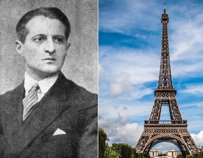 Szukałem Tego W Paryżu A To Za Oknem Było I Miało