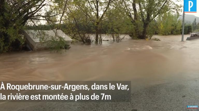 Dwie Ofiary śmiertelne Powodzi W Departamencie Var W
